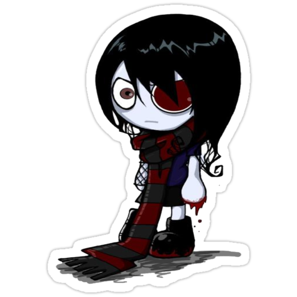EMO CHICK by Wizard-Designs