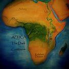 The Dark Continent by Vanessa Barklay