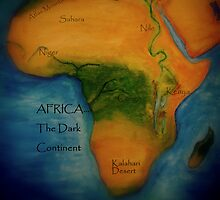 The Dark Continent by Vanessa Barklay