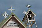 Zeehan Church by Werner Padarin