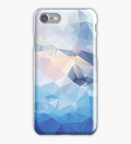 Arctic Polygon iPhone Case/Skin