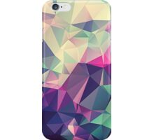 Rose Polygon iPhone Case/Skin