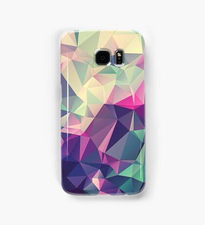 Rose Polygon Samsung Galaxy Case/Skin