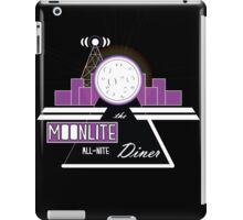 The Moonlite All-Nite Diner iPad Case/Skin