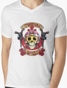Rebel Scum Mens V-Neck T-Shirt