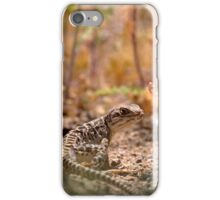 Leopard Lizard Lurking iPhone Case/Skin