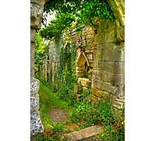 Passage Way Photographic Print
