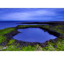 """Lonsdale Shoreline"" Photographic Print"