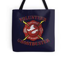 Volunteer Ghostbusters Tote Bag