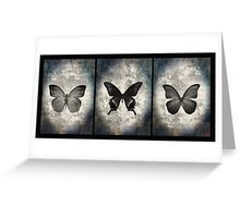 Beauty beneath the glass Greeting Card