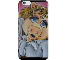Miss Piggy, Professor River Song iPhone Case/Skin