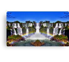 Iguazu Portal Canvas Print