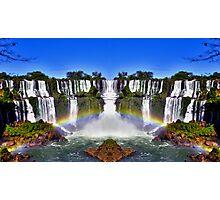 Iguazu Portal Photographic Print