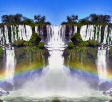 Iguazu Portal Sticker