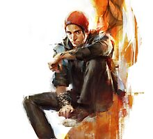 Infamous Second Son  by OrangeWolf