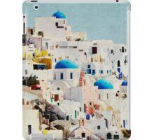 Mosaic - Santorini iPad Case/Skin