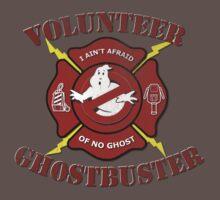Volunteer Ghostbusters Kids Clothes