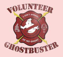Volunteer Ghostbusters Baby Tee