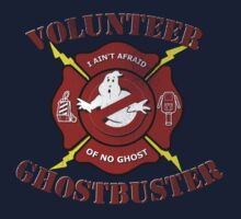 Volunteer Ghostbusters Kids Tee