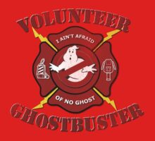 Volunteer Ghostbusters One Piece - Short Sleeve