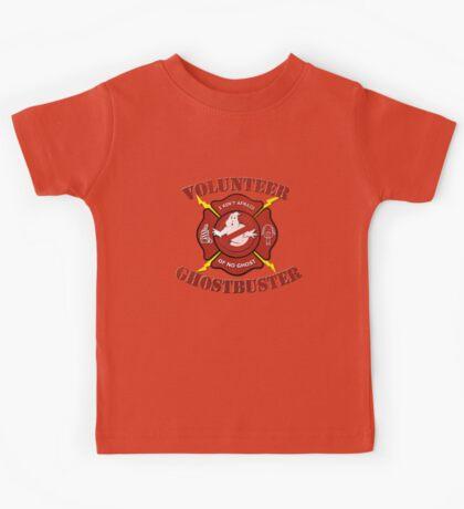 Volunteer Ghostbusters Kids Tee