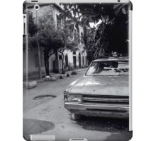 Past time iPad Case/Skin