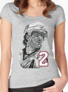 Duncan Keith Women's Fitted Scoop T-Shirt