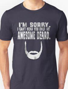 Awesome Beard T-Shirt