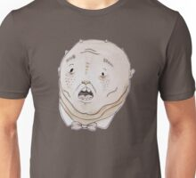Pudgy cartoon creature water-colour Unisex T-Shirt