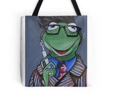 Kermit, Tenth Doctor Tote Bag