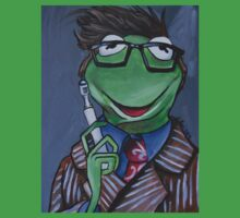Kermit, Tenth Doctor Baby Tee