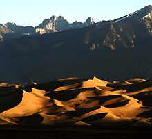 Great Sand Dunes National Park by William Gordon