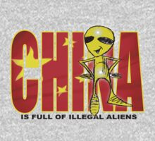 china is full of illegal aliens by redboy