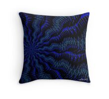 sdd Abstract 92H Fractal Throw Pillow