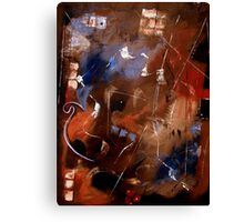 Life's Ups And Downs Canvas Print