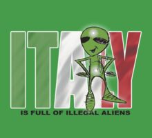italy is full of illegal aliens by redboy