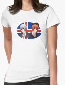 [APH] Iceland Independence Day Womens Fitted T-Shirt