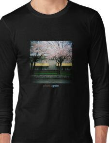 Holga Blossom Long Sleeve T-Shirt