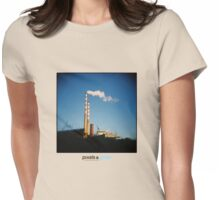 Holga Factory Womens Fitted T-Shirt