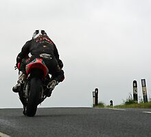 William Dunlop @ Ulster Grand Prix 2007 by Nigel Bryan