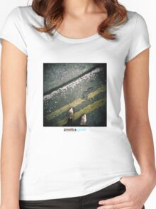Holga Shoes Women's Fitted Scoop T-Shirt