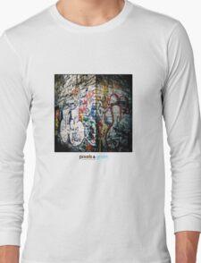 Holga Graffiti Long Sleeve T-Shirt