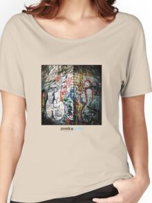 Holga Graffiti Women's Relaxed Fit T-Shirt