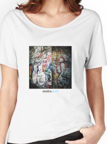 Holga Graffiti Women's Relaxed Fit T-Shirt
