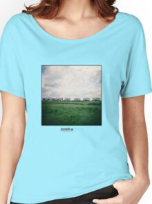 Holga Houses Women's Relaxed Fit T-Shirt