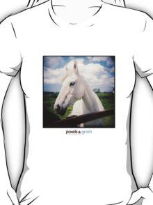 Holga White Horse T-Shirt