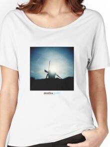 Holga Windmill Women's Relaxed Fit T-Shirt