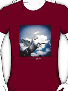 Holga Zinc Horse T-Shirt