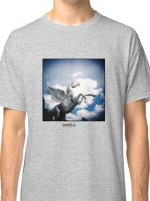 Holga Zinc Horse Classic T-Shirt