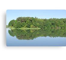 Irish Reflection Canvas Print